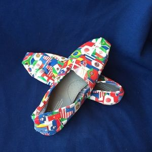 Toms size 9,5